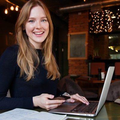 przedsiębiorcza kobieta